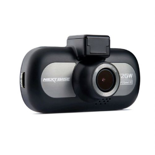 Nextbase 412GW 1440p HD Dash Cam with GPS, Wi-Fi and 8 GB SD Card